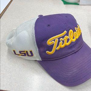 Titleist LSU hat
